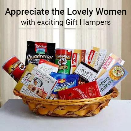 Women's Day Gift Combo