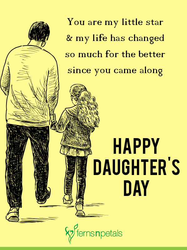 daughter day wishes for instagram