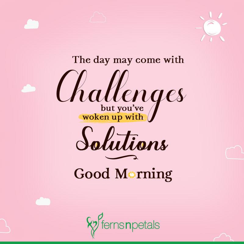 beautiful good morning message