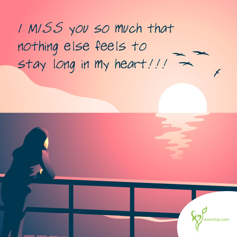 miss you greetings