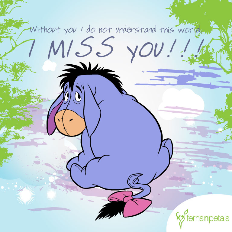 happy miss you wishes