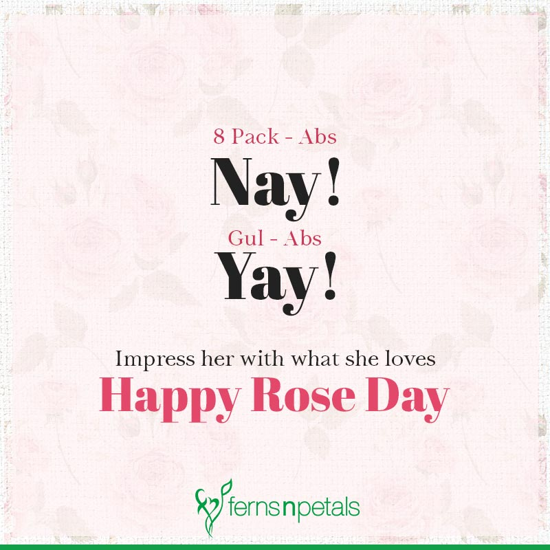happy rose day quotes for my love