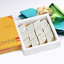 Rich Kaju Katli Sweets Box: Indian Sweets