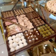 Chocolate Nuts Trays: Gift for Father